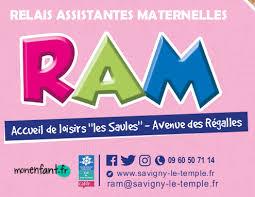 logo RAM saint leu